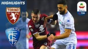 Torino Vs Empoli 3-0 Iago Gol Falque 26/12/2018 Highlights
